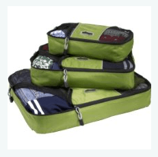 packing cubes with kids