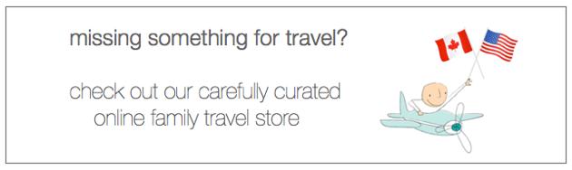 online family travel store