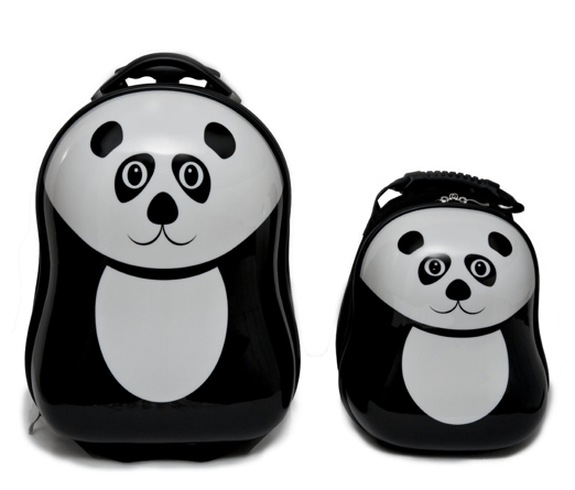 pint size cool kids luggage to love