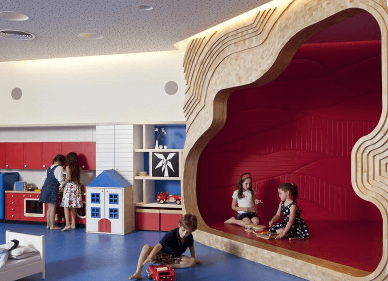 jerusalem hotel for kids