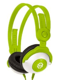 win a pair of kidz gear wired headphones !