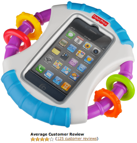laugh & learn apptivity iphone and ipad cases from fisher-price