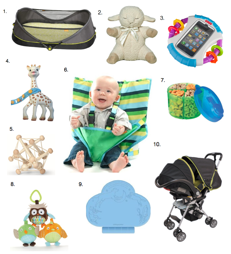 best products for travel with an infant df2dc6e48