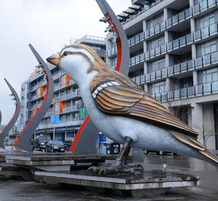 vancouver's newest kids playground – the village on false creek