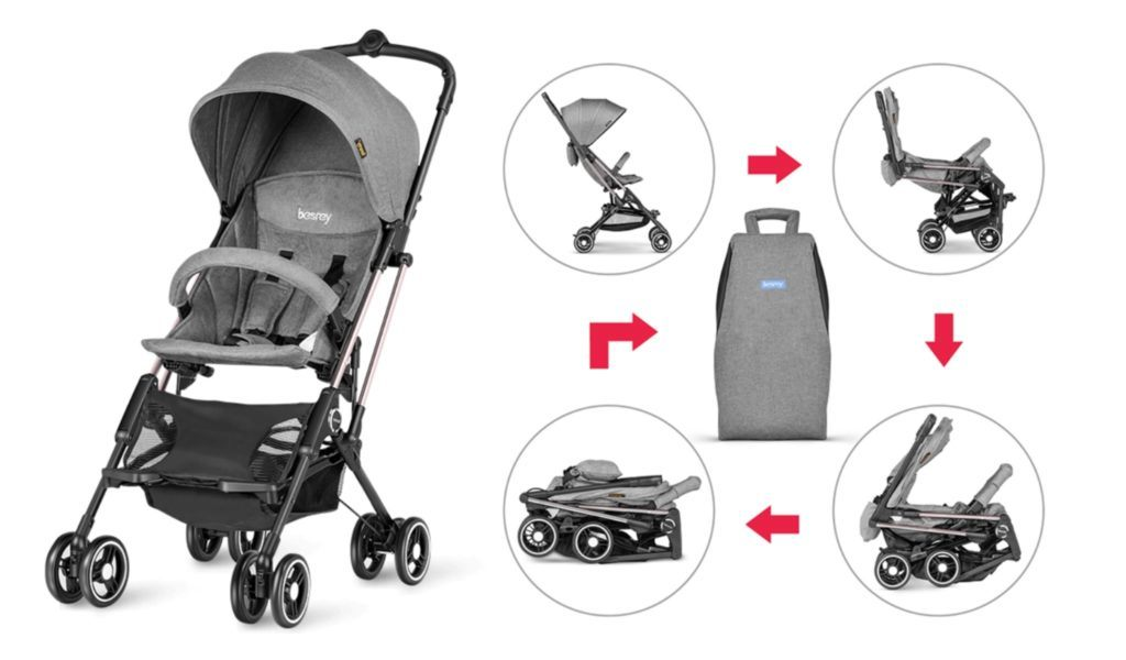 7 Best Lightweight Strollers For Travel 2019