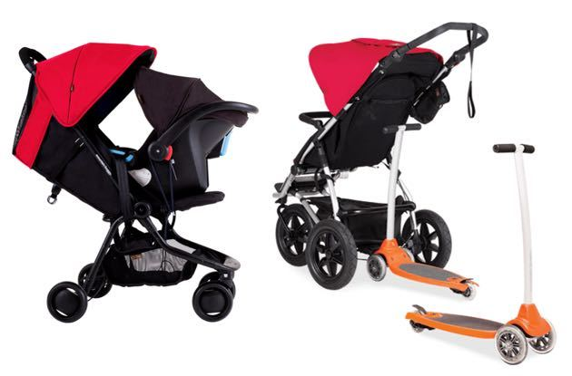 Mountain Buggy Nano Travel Stroller 2016
