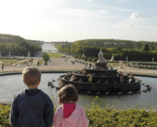getting to and from paris airports with babies, toddlers and kids