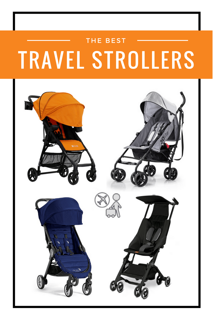 Best Travel Stroller | Best Lightweight Stroller for Travel 2018