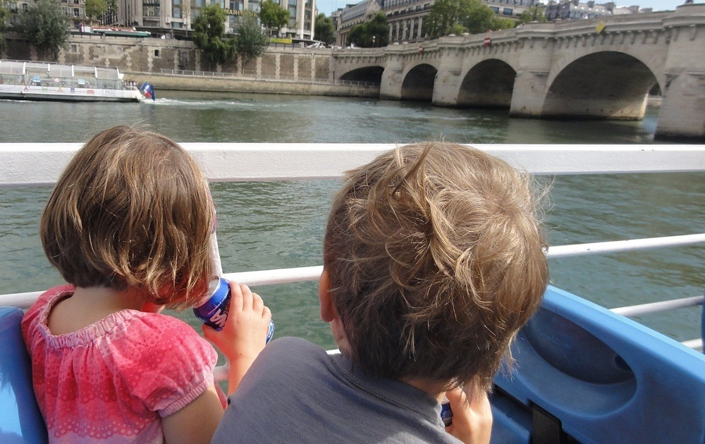 Seine Boat Cruise Paris