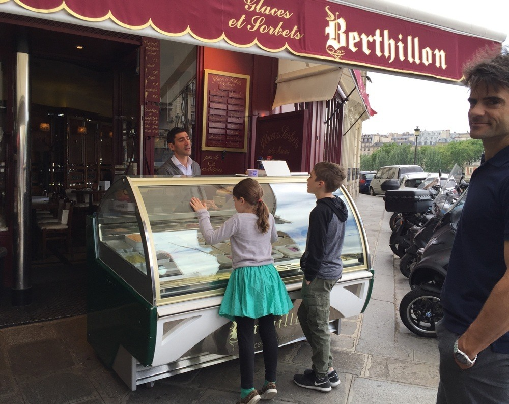 Best Ice Cream Paris - Berthillon