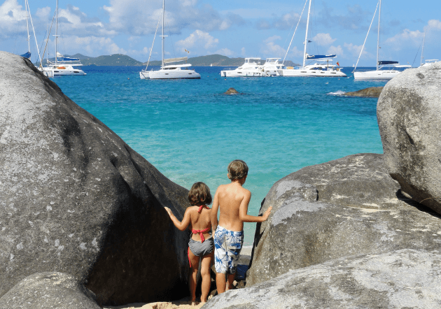 Family Friendly Virgin Gorda