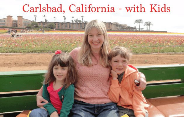 24 hours in carlsbad, california – with kids