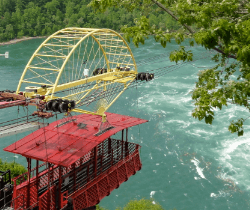 niagara whirlpool aerocar with kids