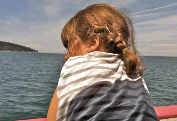 lummi island, washington – with kids