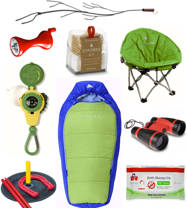 will my kids ever go camping?