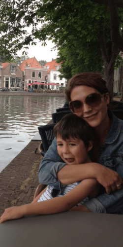 haarlem  holland with kids