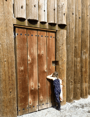 Park Canada's Otentik Cabins with kids