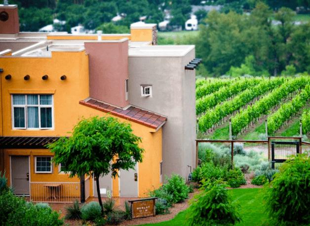 spirit ridge vineyard resort and spa
