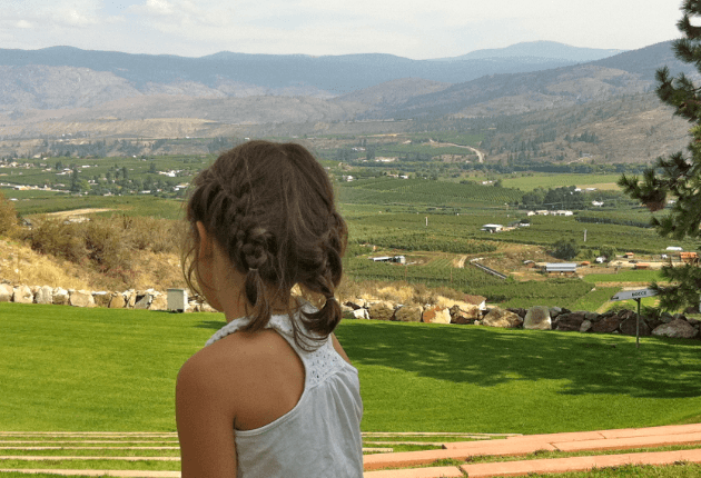 Kid Friendly Okanagan Wineries