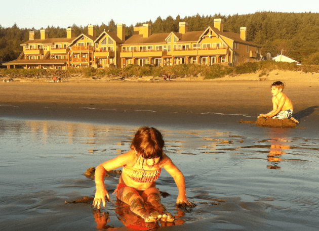 the ocean lodge cannon beach oregon with kids