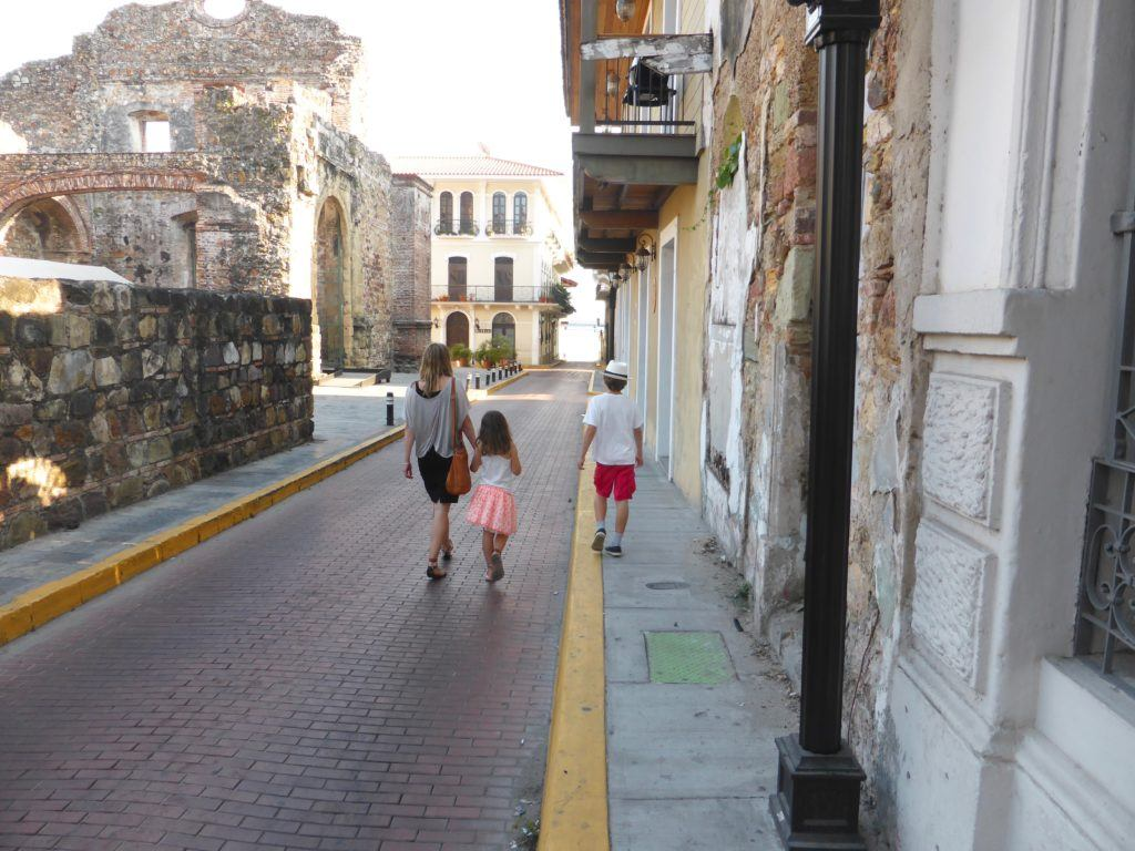 Casco Viejo - Panama with Kids