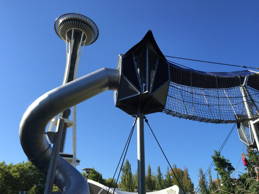 Family Fun Seattle Center