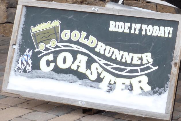 Roller Coaster Breck