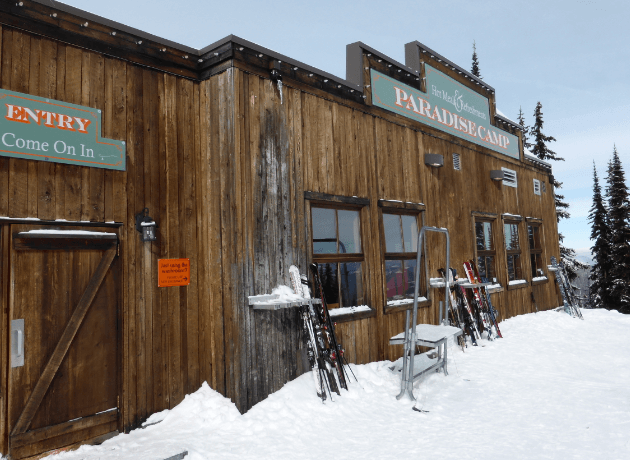 Family Friendly Dining Silver Star Mountain