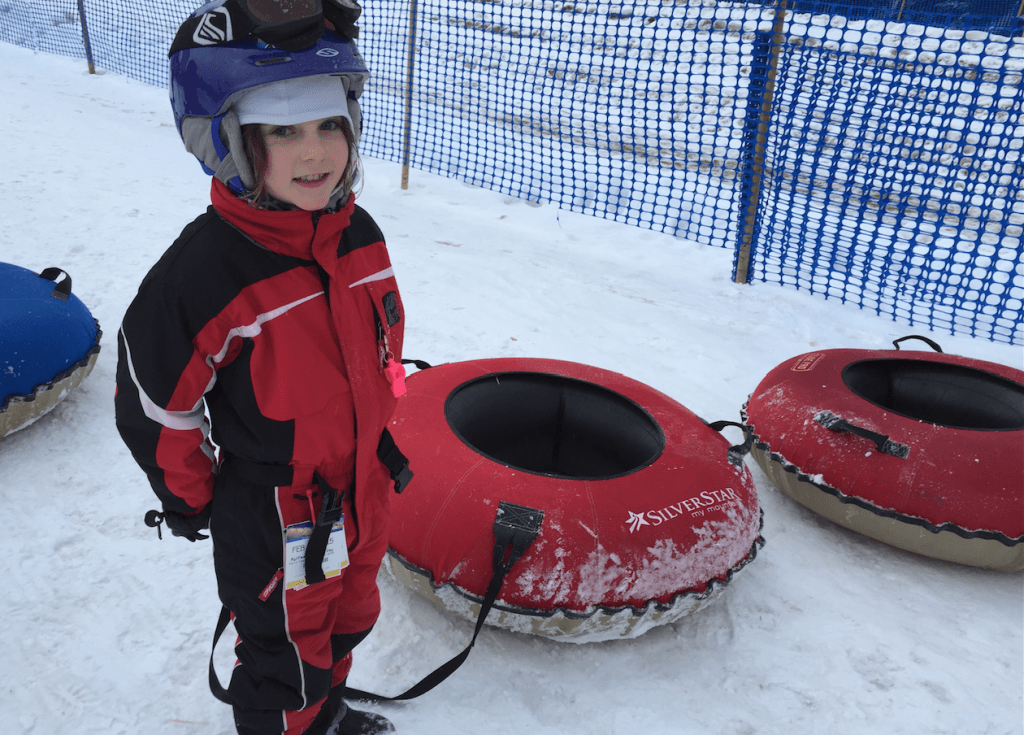 Kids Activities at Silver Star Mountain
