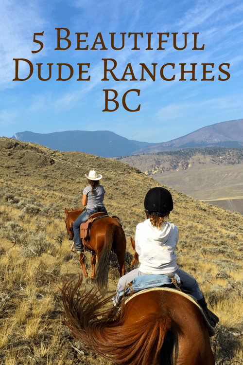 Guest Ranches BC