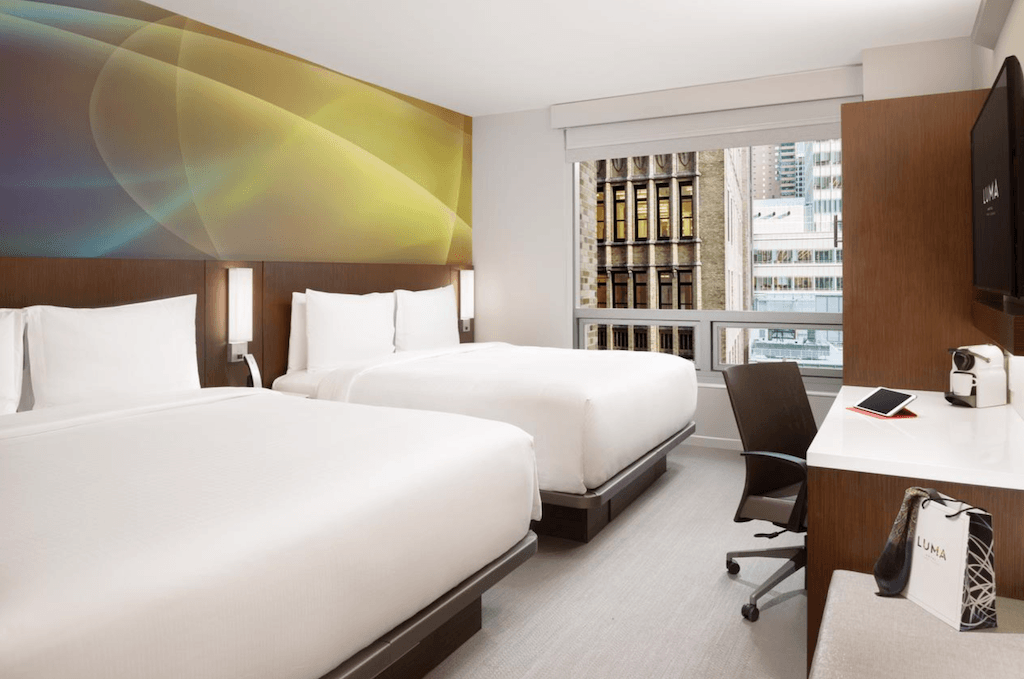NYC hotels for kids