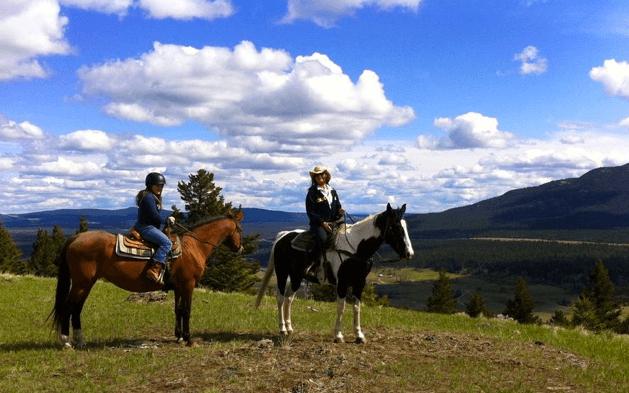 Big Bar Guest Ranch BC