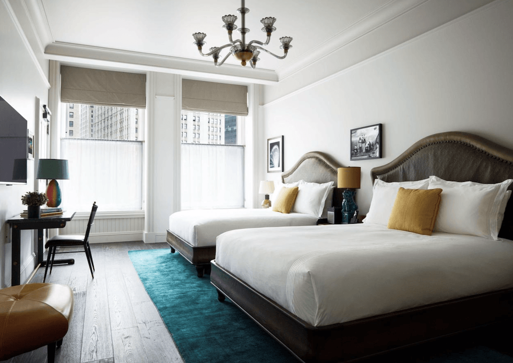 Best family friendly hotels in NYC