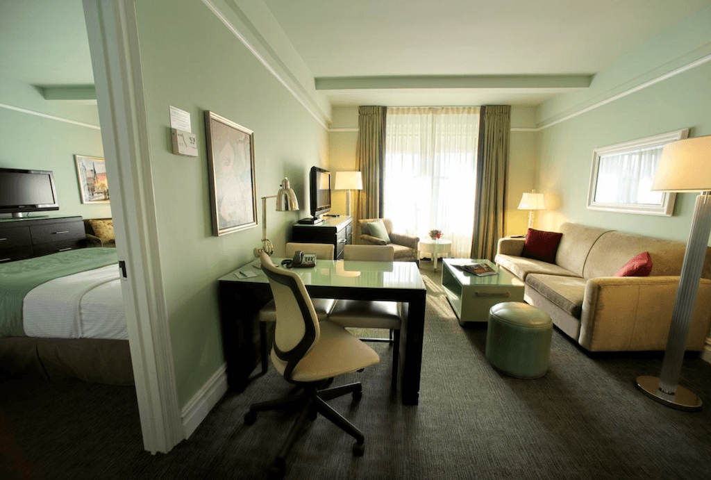 Family Suites NYC