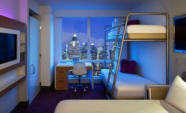 Family Friendly Hotels NYC