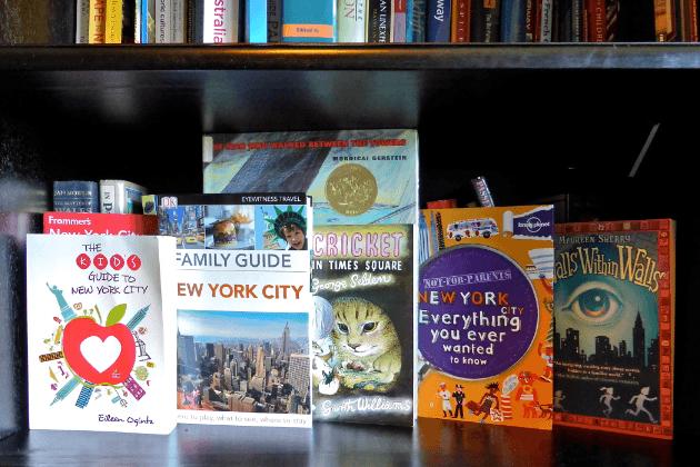 Children's Books Set in New York City
