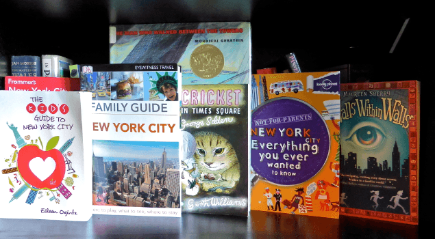 Children's Books Set in New York City