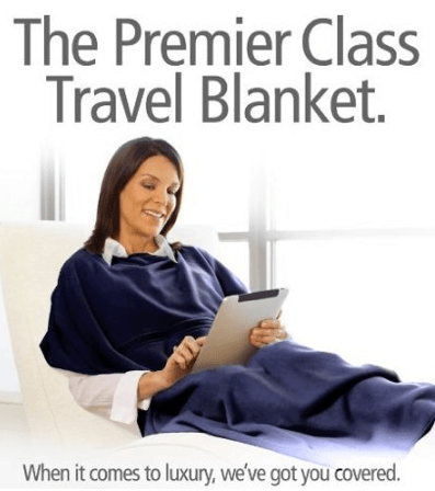 best airplane blanket