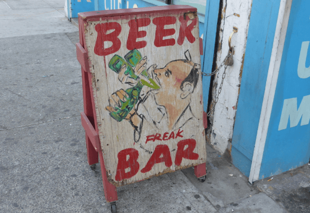 Coney Island Beer Freak Bar