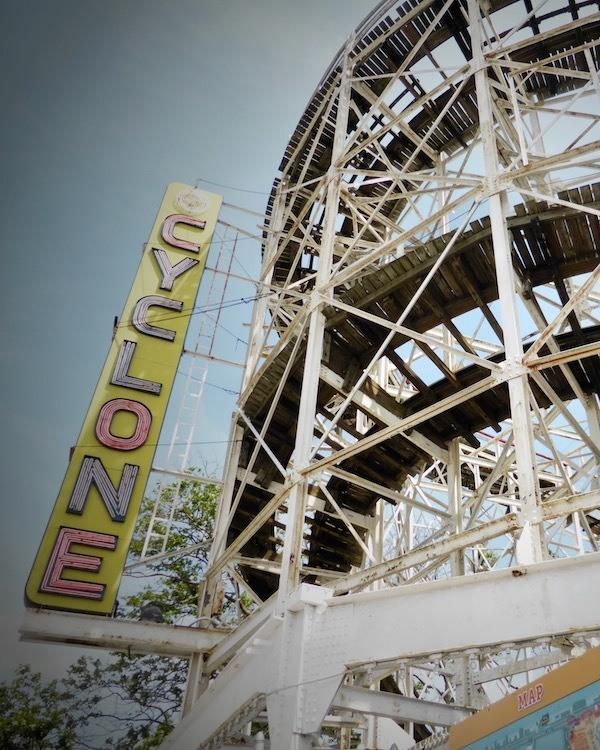 Coney Island – Luna Park – with Kids