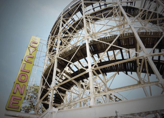 The Cyclone Coney Island