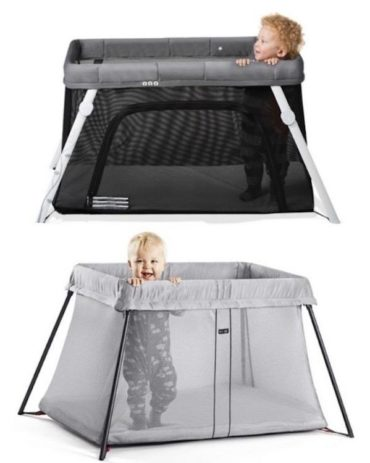 The Best Travel Cribs and Portable Toddler Travel Beds