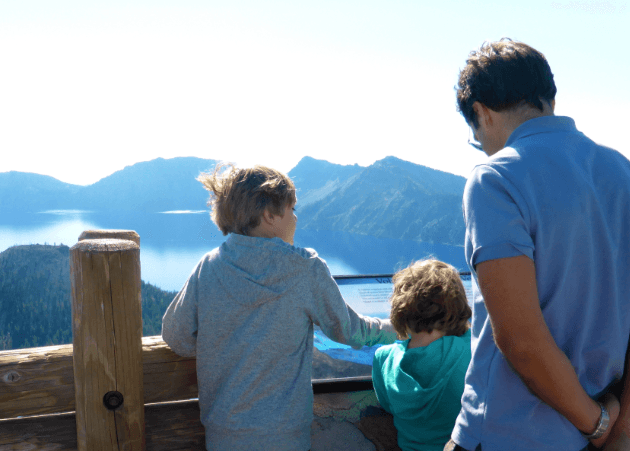 Crater Lake Kids