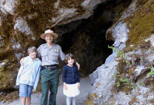 Oregon Caves with Kids
