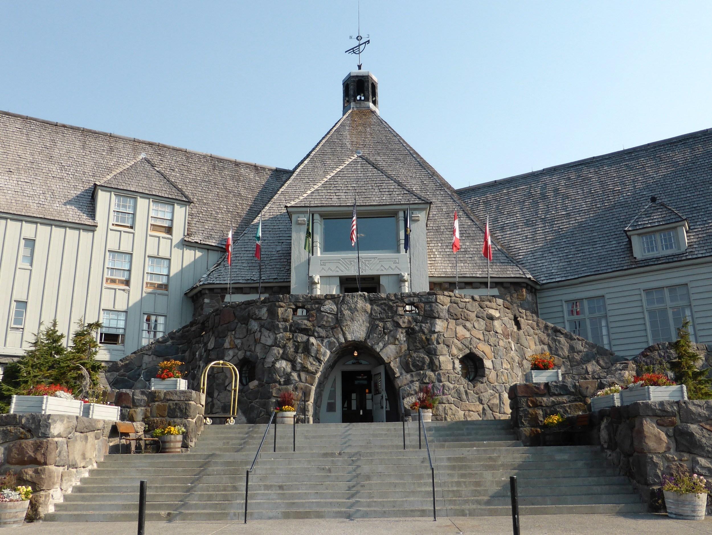Timberline Lodge Mount Hood Oregon Hotel