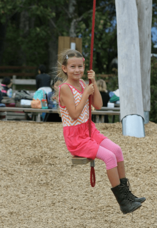 Best Kids Playgrounds Vancouver