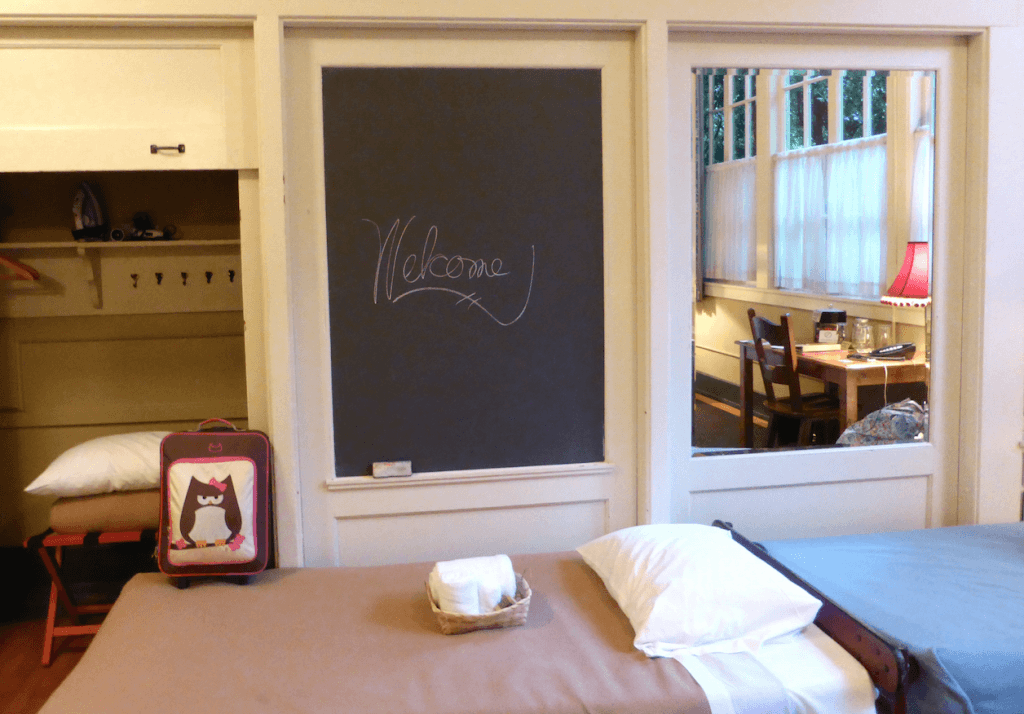 Kennedy School Bedroom