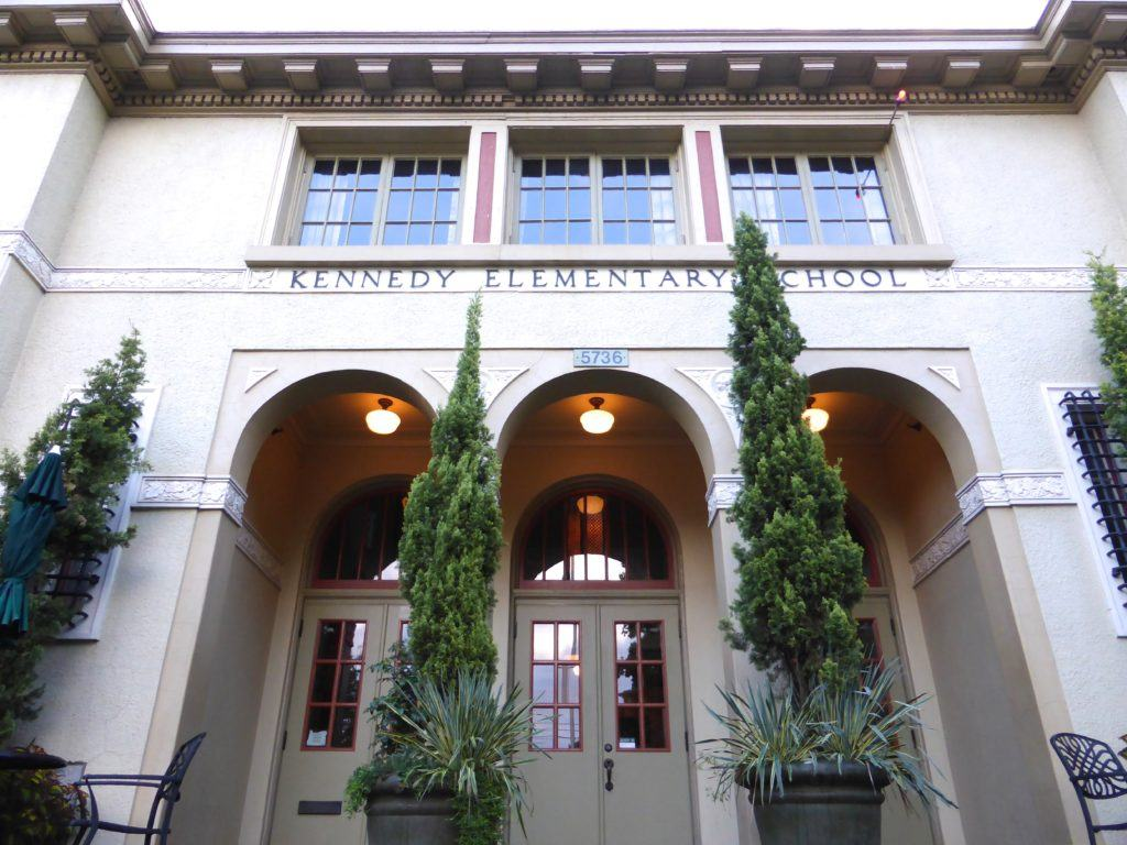 Kennedy School - Family Friendly Hotel Portland