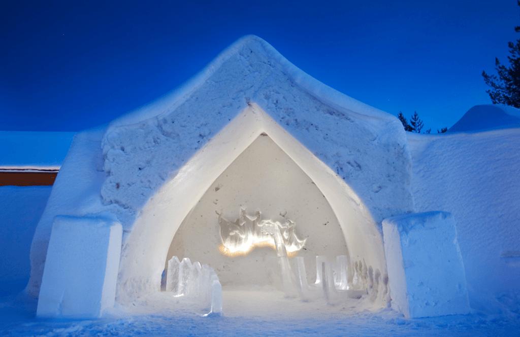 Snow Hotel Finland