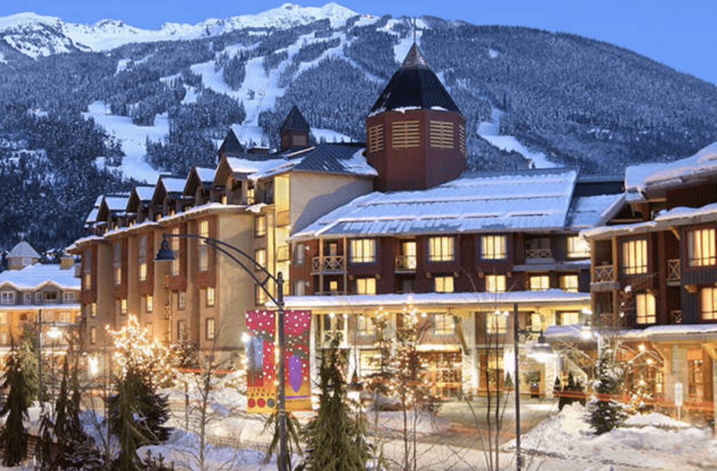 Family Friendly Hotels Whistler